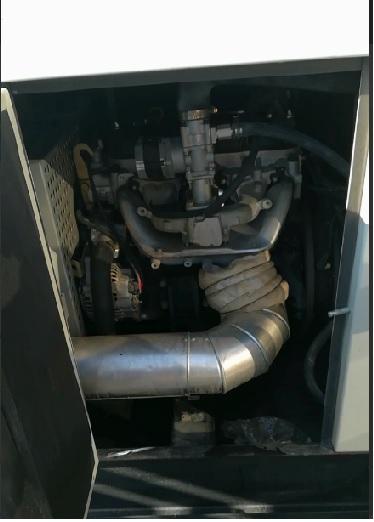 ژنراتور گازی ۱۵۰ آمپر