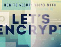 نحوه رمزگذاری Nginx در اوبونتو
