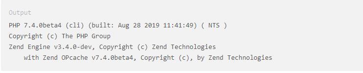 نصب php7.4 در اوبونتو 20.04