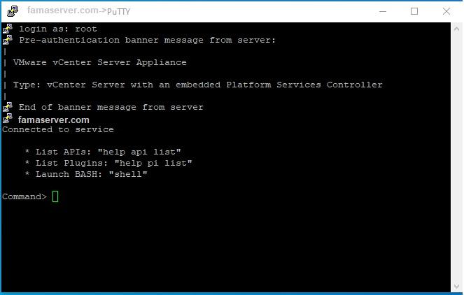 آموزش نصب path امنیتی vcenter